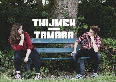 Thijmen en Tamara
